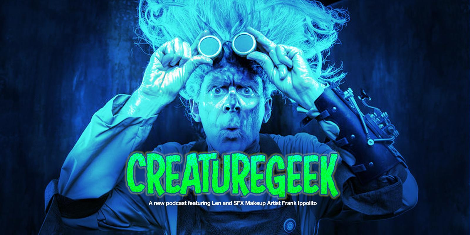 SFX CreatureGeek FX monster makeup