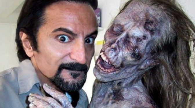 Live From MonsterPalooza Part 1: The Godfather of Gore, Tom Savini – Episode 36 – 4/29/16