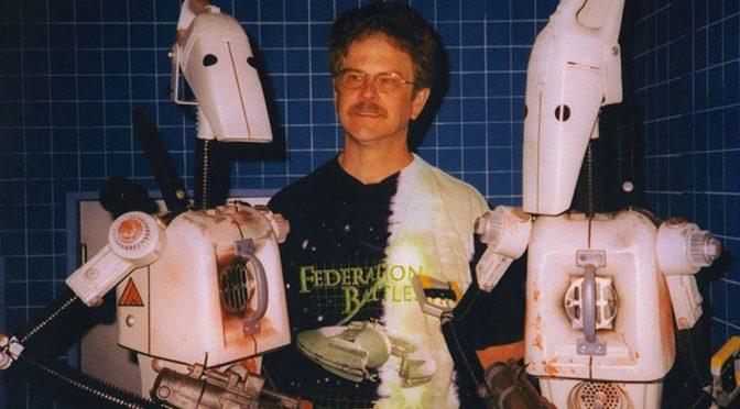 Puppet Master Mark Bryan Wilson – Episode 76 -9/15/17