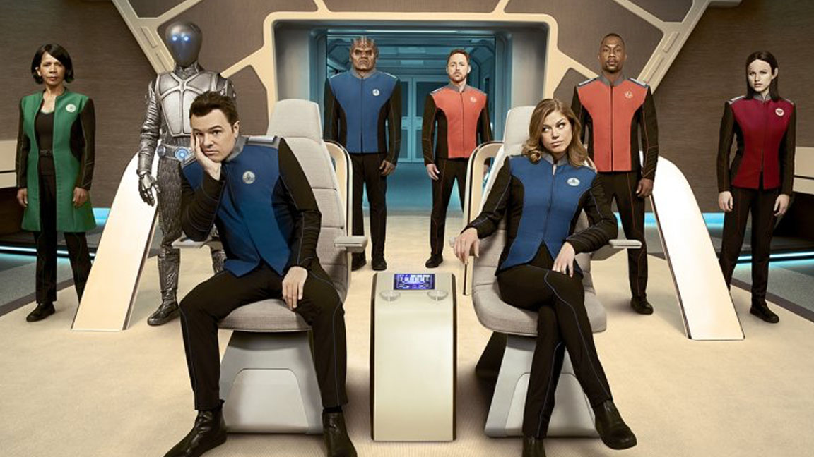 The Orville | Creature Geeks