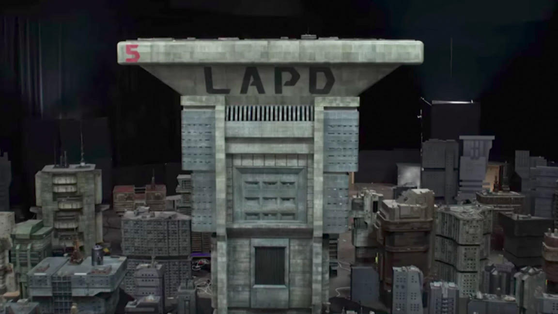 LAPD Building