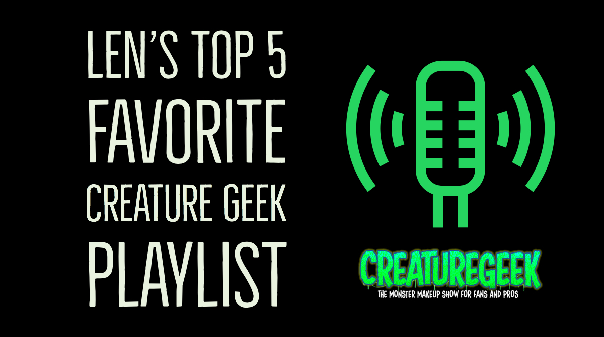 Len's Top 5 Favorite Podcasts to Get you Going in 2019